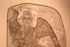 """Archanděl Gabriel je poslem božího slova, Gabriel znamená """" bůh je mou silou"""", anděl radosti"""