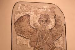 Archanděl Michael – vůdce archandělů, představitel boje proti moci zla, často s mečem