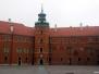 Královský zámek a výstava Napoleon a umění