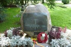 památník britských letců