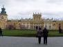 Zámek a park Wilanow
